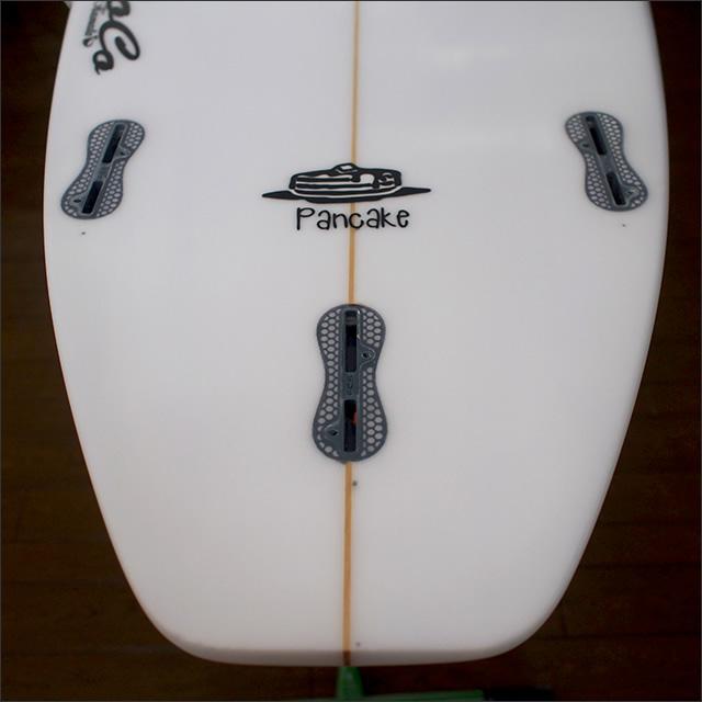 3Dimension【スリーディメンション】Pancakeモデル サーフボード FCSII 5'7×20 1/8×2 7/16