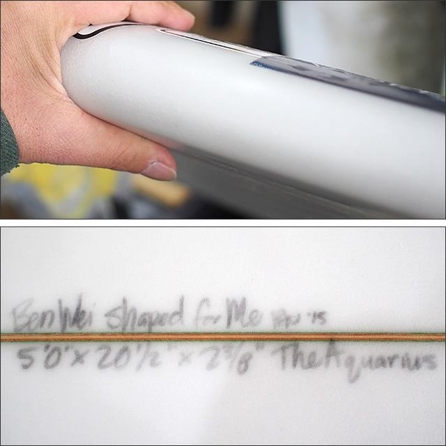 """【中古】5050WaveSkates【フィフティーフィフティー】サーフボード 5'0"""" x 20 1/2"""" x 2 3/8"""""""