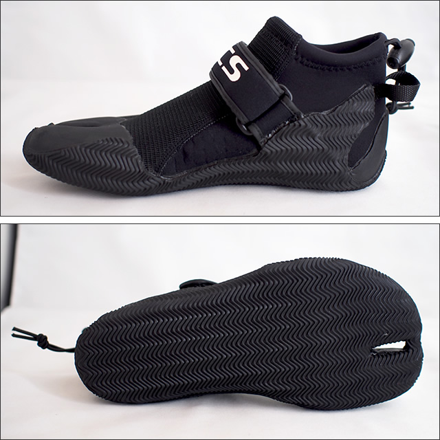 FCS【エフシーエス】リーフブーツ SLV REEF BOOTIE