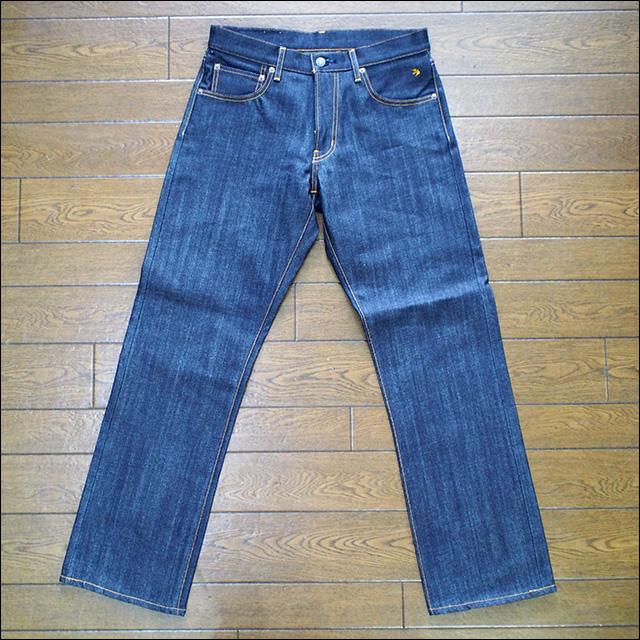 GREEN CLOTHING【グリーンクロージング】デニムパンツ DENIM PANTS 2 白黒牛パッチ サイズ:L