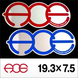 Ace【エース】ステッカー acemid  19.3×7.5