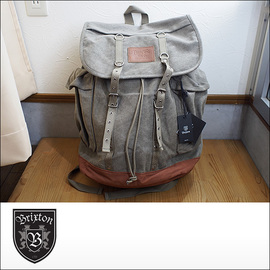 BRIXTON【ブリクストン】バックパック リュックサック Canyon Bag(Olive)