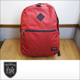 BRIXTON【ブリクストン】バックパック リュックサック Carson Backpack(Bright Red)