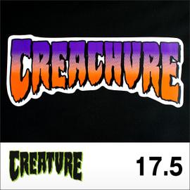 CREATUREステッカー GRY MARCKET