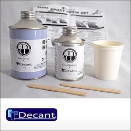 Decant【デキャント】リペアキット Epoxy A+B Set