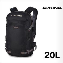 DAKINE【ダカイン】リュックサック バックパック HELI PRO 20L(Black)
