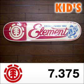 ELEMENT【エレメント】キッズデッキ KID'S BALLPARK TWIG 7.375×29.875