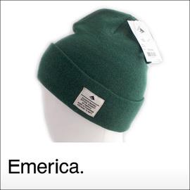 merica【エメリカ】ビーニー Standard Issue Beanie(GREEN)
