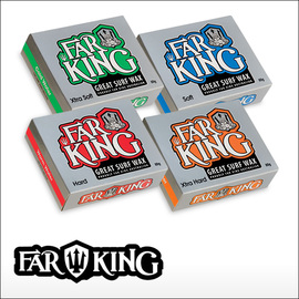 FAR KING【ファーキング】サーフワックス