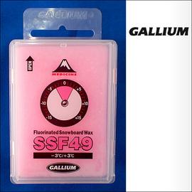 Gallium【ガリウム】スノーボード用ワックス Fluorinated Snowboard Wax SSF49