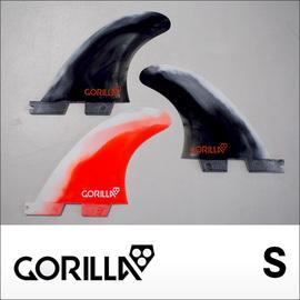 GORILLA FIN【ゴリラフィン】フィン FCS II CORE PC TRI FIN SET サイズ:S