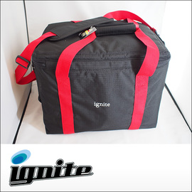 IGNITE【イグナイト】10L×DOUBLE WATERTANK COVER (ブラック) ※ポリタン別売り