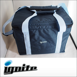 IGNITE【イグナイト】10L×DOUBLE WATERTANK COVER (ネイビー) ※ポリタン別売り