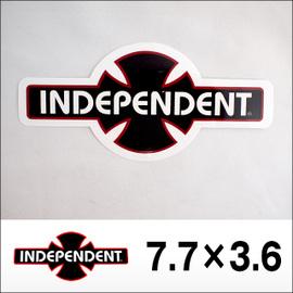 independent【インデペンデント】ステッカー ODBC 77