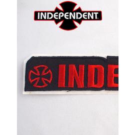 independent【インデペンデント】bar ワッペン