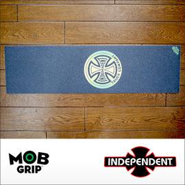 Mob Grip【モブグリップ】デッキテープ グリップテープ Independent【インデペンデント】FOUNTAIN(Yellow)