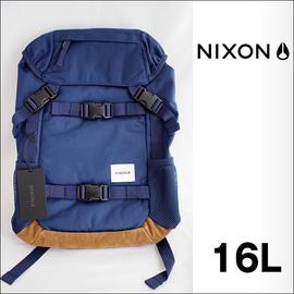 ★日本限定★NIXON【ニクソン】バックパック リュックサック SMALL LANDLOCK BACKPACK(Navy)
