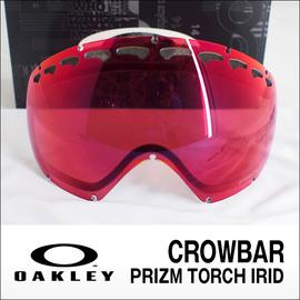 OAKLEY【オークリー】CROWBAR用 交換レンズ PRIZM TORCH IRIDIUM