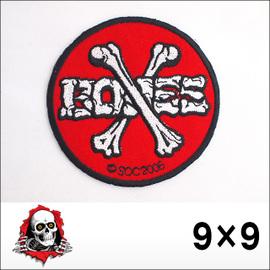 POWELL【パウエル】ワッペン PATCH Cross Bone