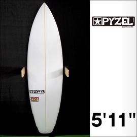 PYZEL【パイゼル】サーフボード sure-thingモデル FCSII 5'11×19.63×2.5