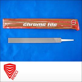 "RED【レッド】8""chrome file"