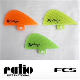 ratio【レイシオ】ミニセンターフィン MINI-RA FCS