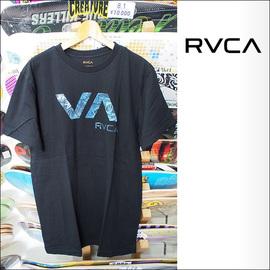 RVCA【ルーカ】Tシャツ TROPIC DOOM TEE(BLK)サイズ:L