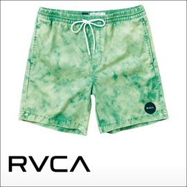 RVCA【ルーカ】サーフパンツ サーフトランクス Koolin Out Shorts(Green Iguana)サイズ:M
