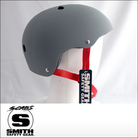 SMITH Safety Gear【スミス セーフティーギア】ヘルメット(Cool Gray)