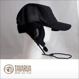 TAVARUA【タバルア】スタンダードサーフキャップ (Black)