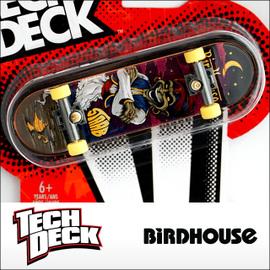 Tech Deck【テックデッキ】指スケ バードハウス ケビンスタッブ