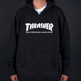 THRASHER【スラッシャー】Skate Mag Hood