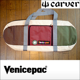 VENICEPAC for LONG skateboard カラーKhaki
