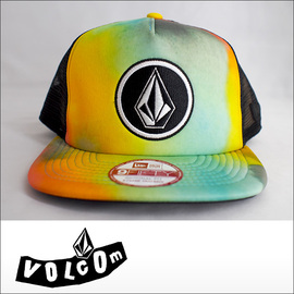 VOLCOM【ボルコム】キャップ COAST CHEESE HAT (FDL)