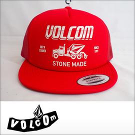 VOLCOM【ボルコム】メッシュキャップ Mack Cheese CAP (BLR)