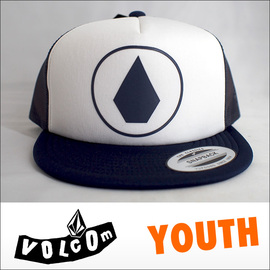 VOLCOM【ボルコム】キッズ MIXER CHEESE HAT Youth (SMB)