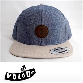 VOLCOM【ボルコム】キャップ Quarter Fabric Hat (SMB)
