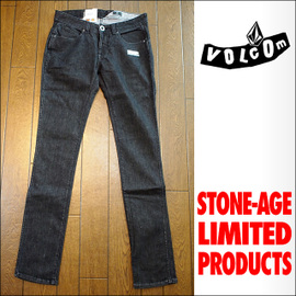 VOLCOM【ボルコム】LIMITED PRODUCT STONE AGE 2×4 tight fit カラーRNS