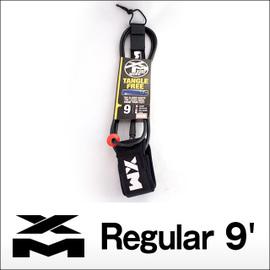 XM【エックスエム】ロング用リーシュコード Regular9 タングルフリー(アンクル)