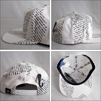 adidas skateboarding【アディダス スケートボーディング】キャップ CITICAMO SNAPBACK (White)