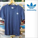 adidas skateboarding【アディダス スケートボーディング】Tシャツ CLIMA2.0 TEE (Legend ink)