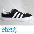adidas skateboarding【アディダス スケートボーディング】スケシュー ADV (BLK/WHT)