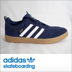 adidas skateboarding【アディダス スケートボーディング】スケシュー SUCIU (Navy/White/Gum)