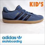 adidas skateboarding【アディダス スケートボーディング】キッズスケシュー BUSENITZ J KIDS (TECH INK/BLACK/GUM)