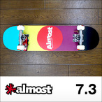 almost【オルモスト】キッズコンプリート COLOR BLOCK ALPS 7.3×29