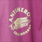 Antihero【アンタイヒーロー】ウインドブレーカー ANTIEAGLE COACHE JACKET MAROON サイズ:M
