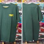 ANTIHERO【アンタイヒーロー】Tシャツ Stock Eagle TEE (Forest Green) サイズ:M