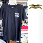 ANTIHERO【アンタイヒーロー】Tシャツ LIL BLACK HERO BLACK/WHITE