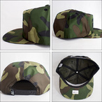Antihero【アンタイヒーロー】キャップ Unstructured Snapback Basic Eagle(Camo)