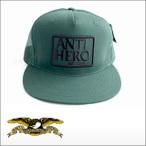 Antihero【アンタイヒーロー】メッシュキャップ Reserve Trucker Mesh Cap(FOREST GREEN)